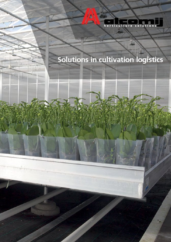 Download folder - Solutions in cultivation logistics
