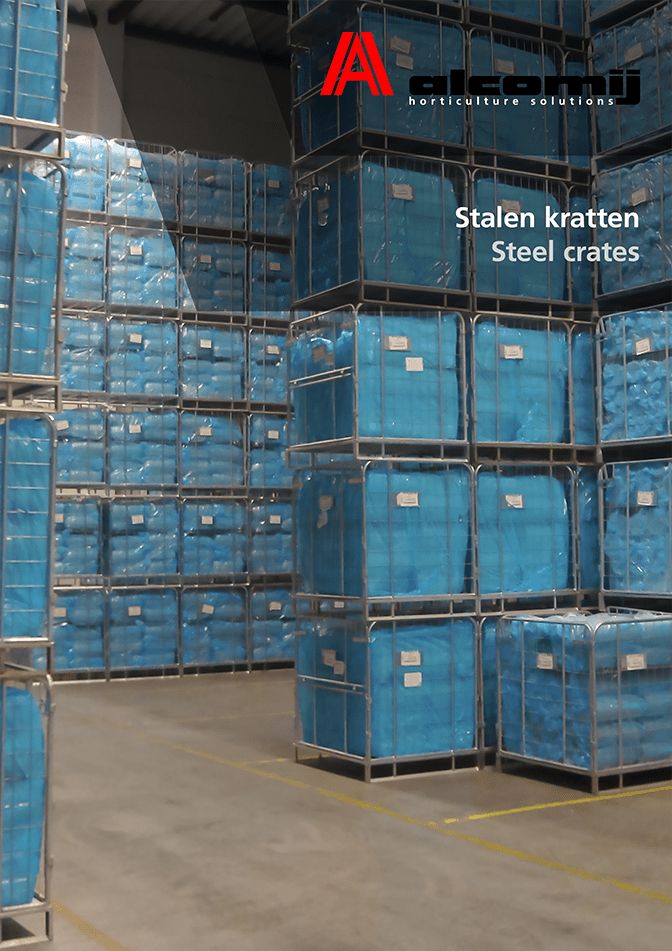 Download leaflet - Steel crates